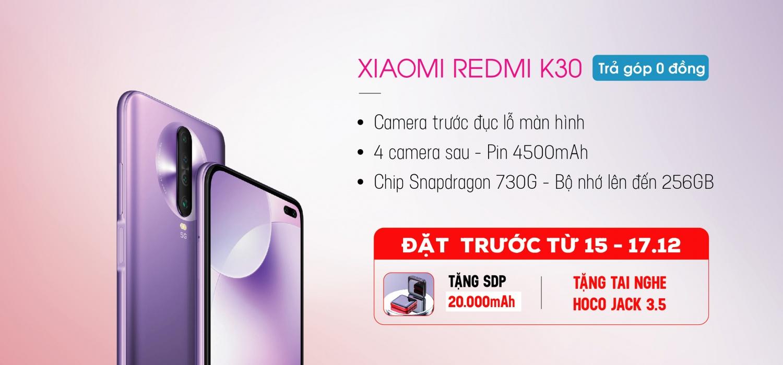 Xiaomi K30