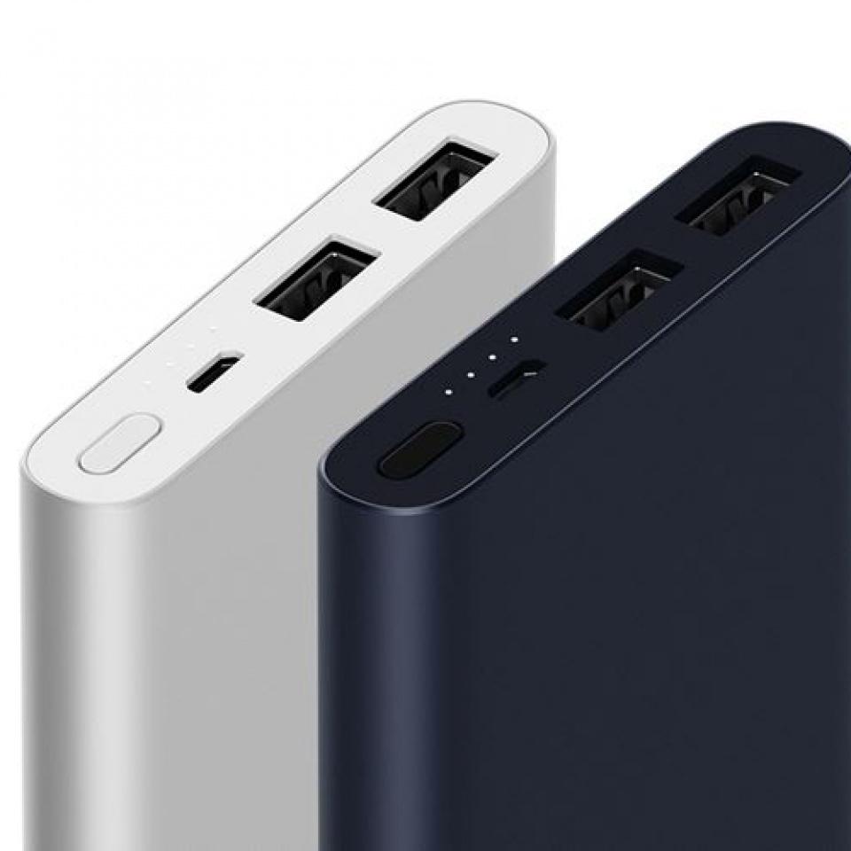 Pin sạc dự phòng Xiaomi 10.000 mAh Gen 2S New Nguyên Seal